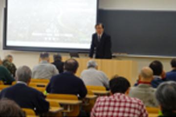 市民を対象とした災害危機管理講座